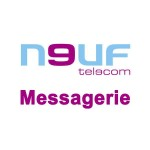 Messagerie neuf SFR box