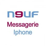 Neuf Messagerie Iphone