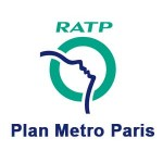 Plan Metro Paris