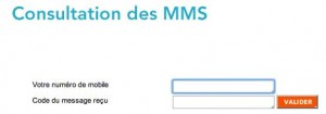 MMS Bouygues telecom