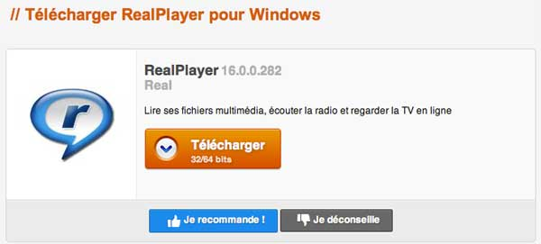 real player sur clubic
